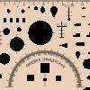 マップ作製ステンシル