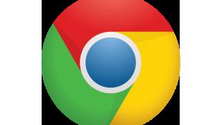 chrome logo クロームロゴ