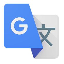 Google翻訳アプリロゴ
