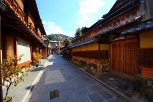 町家京都石畳